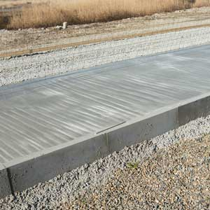 Concrete Curb